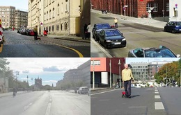 Tạo kẹt xe giả trên Google Maps bằng 99 chiếc điện thoại