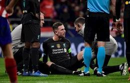 Liverpool hốt hoảng thông báo tình hình của thủ quân Henderson