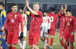 Đối thủ thay ĐT Iraq đá giao hữu với ĐT Việt Nam mạnh cỡ nào?