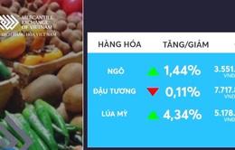 Giá nông sản biến động trái chiều