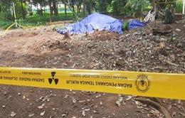 Indonesia phát hiện rò rỉ phóng xạ