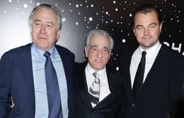 Leonardo DiCaprio tham gia phim mới của Martin Scorsese