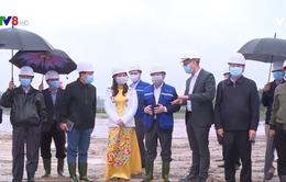 Thừa Thiên - Huế khởi công dự án chế biến cát, thạch anh chất lượng cao