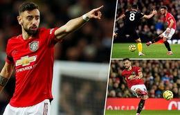 Manchester United 0-0 Wolverhampton: Bruno Fernandes nhạt nhòa trong ngày ra mắt