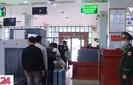 Lào Cai: Siết chặt kiểm soát xuất nhập cảnh qua cửa khẩu quốc tế