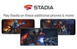 Google Stadia hỗ trợ những dòng smartphone nào?