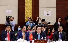 Việt Nam đóng góp hiệu quả trong hợp tác Mekong – Lan Thương