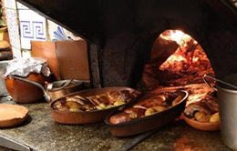 Nhà hàng suốt gần 300 năm đốt lò liên tục không hề dập tắt lửa