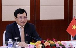 ASEAN tăng cường hợp tác phòng chống COVID-19
