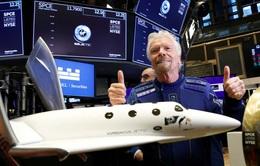Cổ phiếu hãng du lịch vũ trụ tăng gấp 3 lần chỉ trong 3 tháng