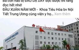 Mạo danh bệnh viện Trung ương bán... thảo dược
