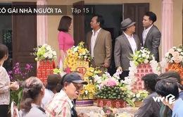 Cô gái nhà người ta - Tập 15: Uyên tuyên bố hủy hôn giữa lễ ăn hỏi khiến Cường choáng váng