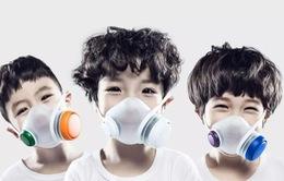 Xiaomi phát triển sản phẩm khẩu trang thông minh đo chất lượng không khí