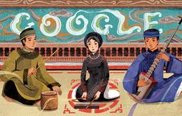 Google tôn vinh nghệ thuật ca trù của Việt Nam