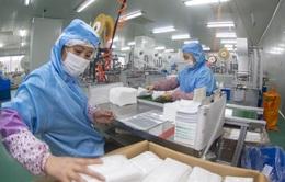 Trung Quốc xây dựng nhà máy sản xuất khẩu trang trong 6 ngày