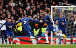Chelsea vô đối ở derby London