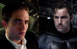Ben Affleck ủng hộ Robert Pattinson vào vai Người Dơi