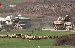 Thổ Nhĩ Kỳ tăng cường hoạt động quân sự tại Syria
