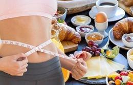 Muốn giảm cân, đừng bỏ bữa sáng!