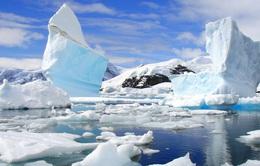 NASA công bố hình ảnh băng ở Nam Cực tan chảy sau đợt nóng kỷ lục