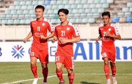 Công Phượng quyết tâm cùng CLB TP.HCM thắng trận đầu ở AFC Cup 2020