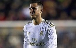 Eden Hazard vẫn kịp trở lại vào cuối mùa