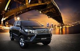 Thu hồi ô tô Toyota Hilux bị lỗi ở bộ phận bơm nhiên liệu
