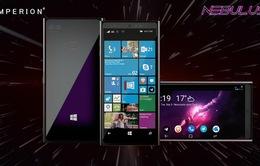 Sắp có smartphone chạy Windows 10, hỗ trợ ứng dụng Android