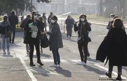 Italy có ca tử vong thứ 3 do COVID-19, dừng lễ hội hóa trang ở Venice