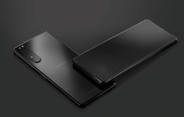 Sony trình làng bộ đôi smartphone Xperia 1 II và Xpreria 10 II