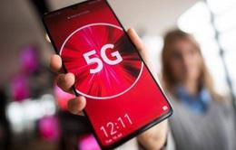 Doanh số bán smartphone 5G tăng 10 lần trong năm 2020