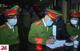 Hà Nội đẩy mạnh kiểm tra các quán bar - karaoke để phòng ngừa dịch COVID-19