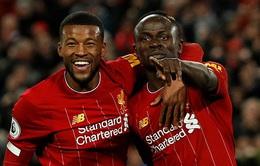 Thắng West Ham, Liverpool mở ra mạch thiết lập kỷ lục không tưởng