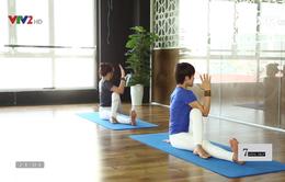 Các động tác yoga giúp khắc phục chứng đau nửa đầu