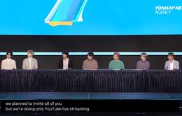 Các thành viên BTS giải thích những tranh cãi xung quanh việc nhập ngũ
