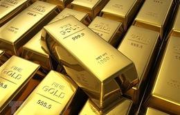 Giá vàng Mỹ giảm do nhà đầu tư bán ra chốt lời