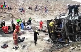 Peru: Tai nạn giao thông nghiêm trọng, 82 người thương vong