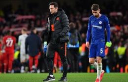 """""""Chelsea thua vì phá vỡ quy tắc số 1 tại Champions League"""""""