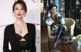 Em gái Tạ Đình Phong từ chối tiết lộ cha của con gái
