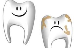 Những thói quen không tốt làm tổn thương răng