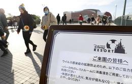 Nhật Bản: Tạm đóng cửa Disneyland và DisneySea vì COVID-19
