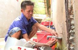 Hàng nghìn hộ dân vùng thấp ở Long An thiếu nước sinh hoạt