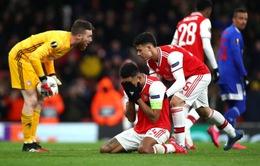 Thua đau ở Europa League, Arsenal thiệt hại hàng triệu bảng Anh