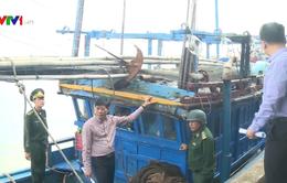 Công tác truy xuất nguồn gốc thủy sản từ khai thác đã dần đi vào nề nếp