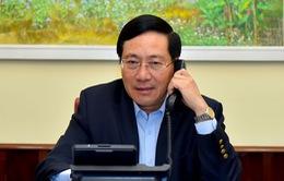 Việt Nam đề nghị Hàn Quốc phối hợp chặt chẽ để phòng chống dịch COVID-19