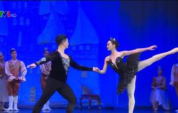 Giấc mơ chinh phục đỉnh cao ballet