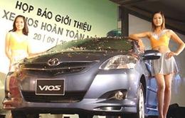 Takata khiến Toyota phải triệu hồi Vios và Altis lần thứ 5 tại Việt Nam