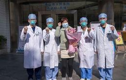 Trung Quốc ghi nhận tổng cộng hơn 39.000 người được xuất viện