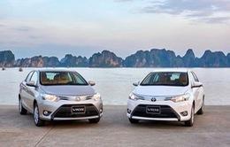 Toyota Việt Nam thu hồi hơn 1.500 xe Vios và Altis do lỗi túi khí