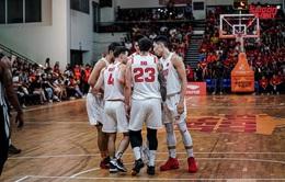 Saigon Heat nhận thất bại thứ 8 tại ABL
